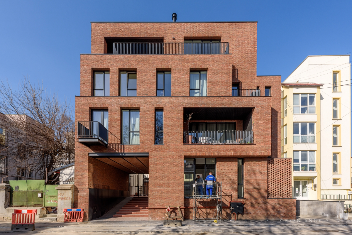apartament Badea Cartan 13 Urban Spaces